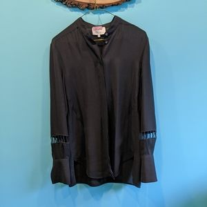 Phillip Lim silk blouse size 0 in EUC
